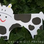 3d cow craft