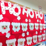 Christmas Bulletin Boards Santa