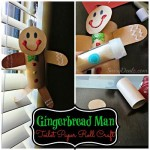 DIY Christmas Toilet Paper Roll Craft