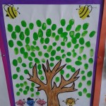 Fingerprint tree crafts