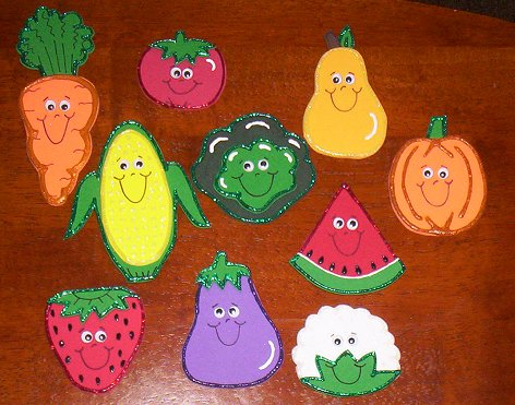 fruit vegetable crafts crafts and worksheets for
