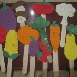 Fruit and Vegetable Crafts