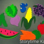 Fruit and Vegetable _Crafts