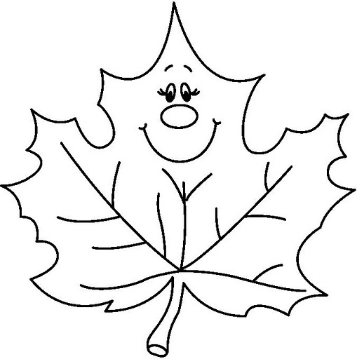 This Page Has Lots Of Leaves To Color. Free Coloring Pages For Kids,parents  And Teachers