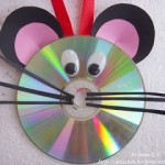Mouse CD craft