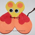 Mouse-Valentine-Craft