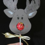 Reindeer Lollipop