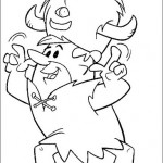 The_Flintstone_Fred-wilma-dino-Flintstone_coloring_pages (2)