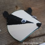 Woodland Paper Cone Animals