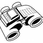 binoculars_coloring_pages