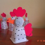 box chicken craft