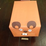 box mouse craft