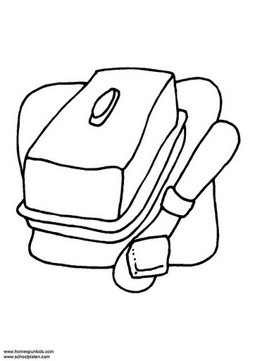 butter pages coloring pages