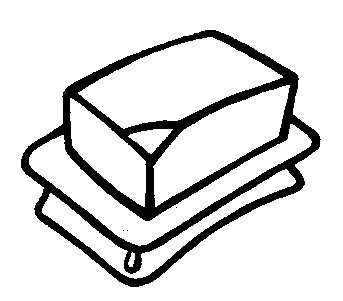 Dairy Products Coloring Pages