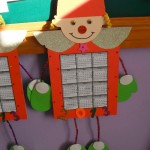 calendar crafts for kids (2)
