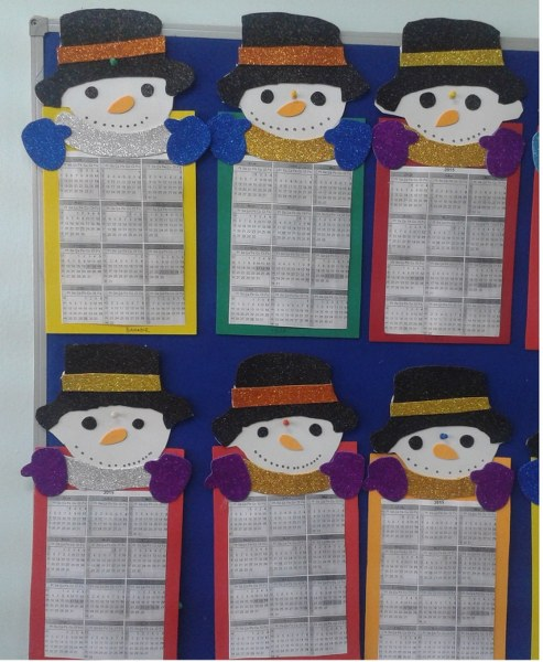 Calendar Craft For Kindergarten : Calendar craft for kids crafts and worksheets