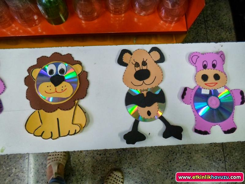 cd animals craft