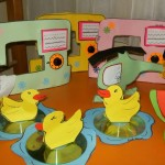 cd duck craft