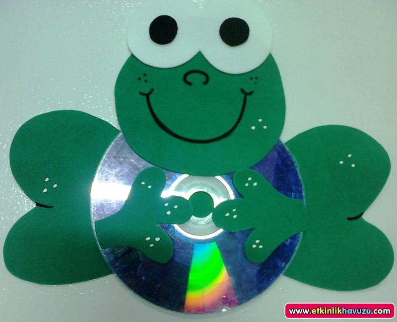 Crafts actvities and worksheets for preschool toddler and for Frog crafts for preschoolers