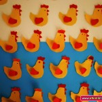 chicken craft for kids