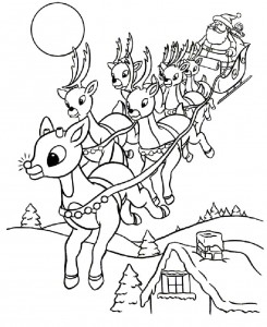 christmas_santa's_reindeer_coloring_pages  (16)