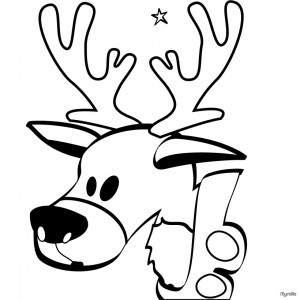 christmas_santa's_reindeer_coloring_pages  (18)