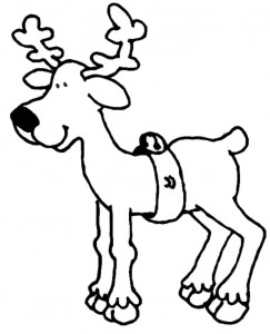 christmas_santa's_reindeer_coloring_pages  (4)