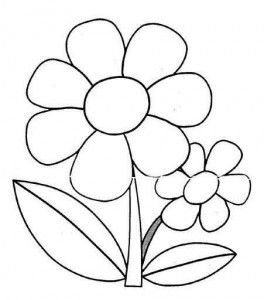 coloring_pages_printableflower