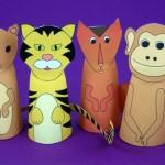 cone animal craft