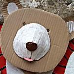 cone bear craft