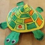cone turtle craft