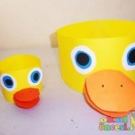 duck headband craft