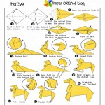 easy_origami_animals_horse_carft_preschool