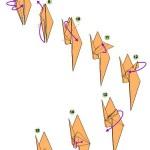 easy_origami_dinosour_carft_preschool