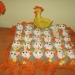 egg carton chicken