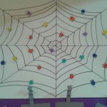 fingerprint spider craft