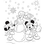 free winter coloring page(1)