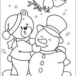free winter coloring page(4)