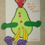 fruit craft for kids