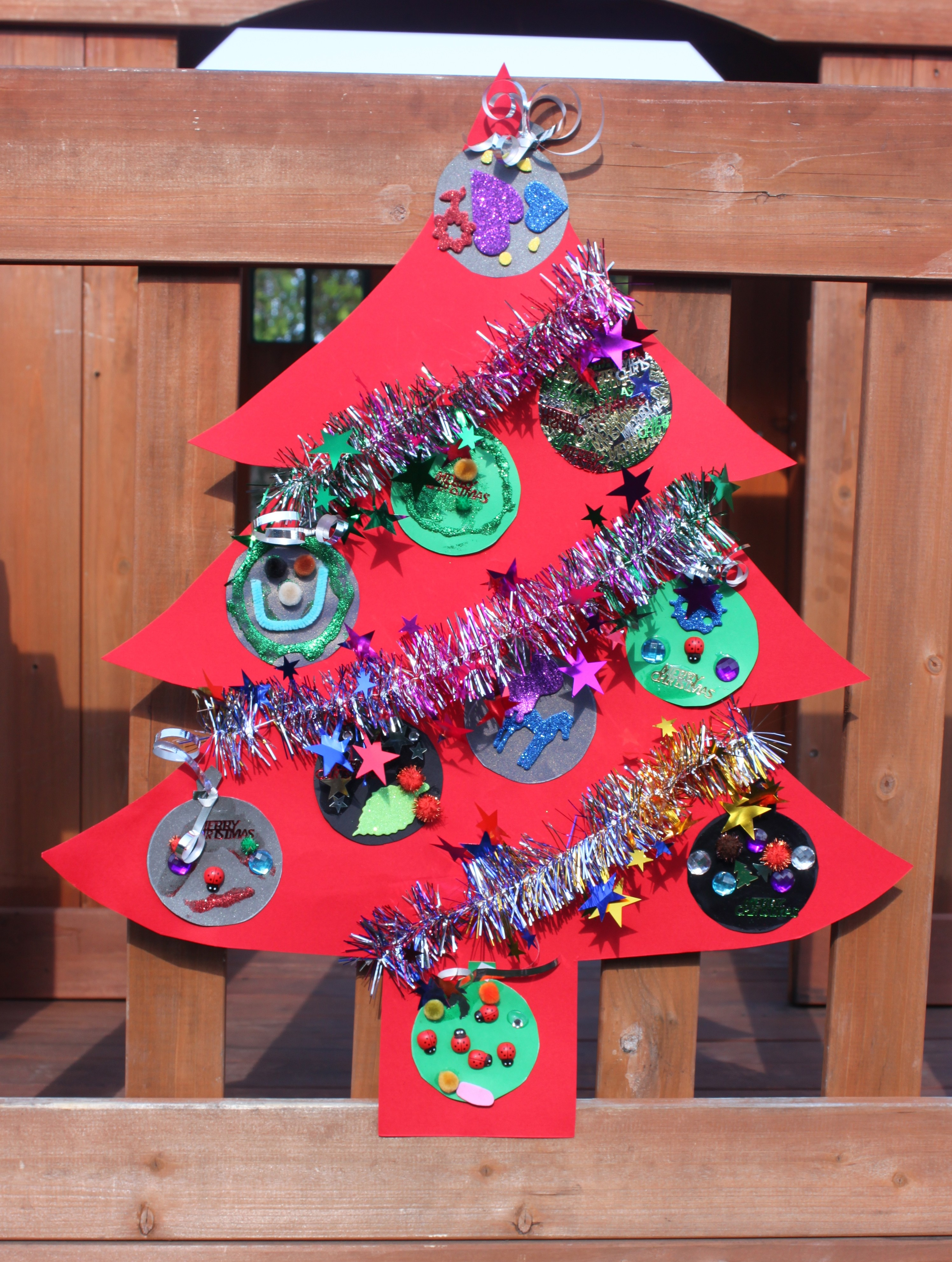 Christmas tree crafts for kids   Crafts and Worksheets for Preschool,Toddler and Kindergarten