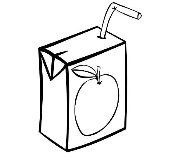 juice coloring page - drinks coloring pages crafts and worksheets for