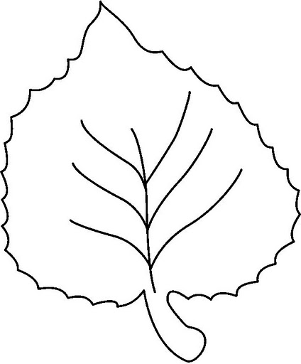 leaf_pattern_coloring_page