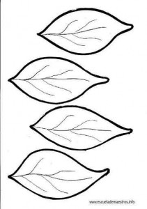 leaves_coloring_pages