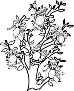 lemon-tree-coloring-page
