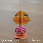 lollipop duck craft