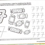 number seven 7 coloring and tracing worksheets (12)