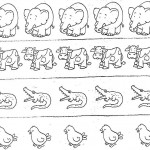 number six 6 tracing and coloring worksheets  (22)