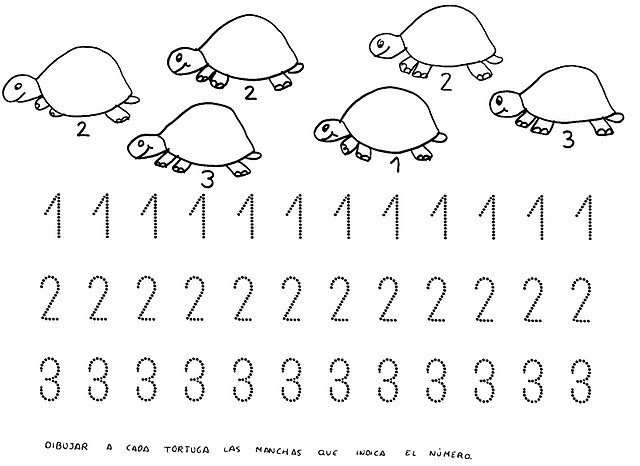 Number 3 three tracing and coloring worksheets – Number 3 Worksheets