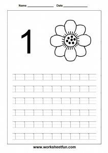 number_one_trace_and_color_worksheets (2)