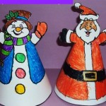 paper crhistmas craft (2)